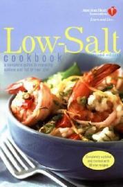 American Heart Association Low Salt Cookbook