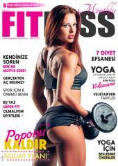 Monthly Fitness; Mart 2015: Aylık Sağlık, Bakım ve Fitness Dergisi