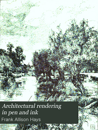 Architectural Rendering in Pen and Ink PDF