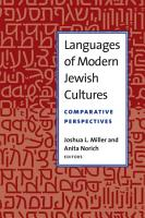 Languages of Modern Jewish Cultures PDF