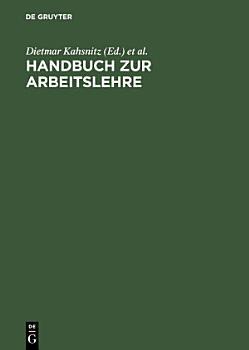 Handbuch zur Arbeitslehre PDF
