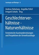 Geschlechterverh  ltnisse     Naturverh  ltnisse PDF