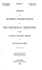 Notices of public libraries in U.S.A.