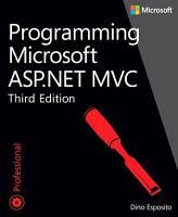 Programming Microsoft ASP NET MVC PDF