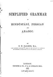 Simplified Grammar of Hindūstānī, Persian and Arabic