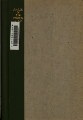 Bulletin of the Museum of Art: Volumes 1-2