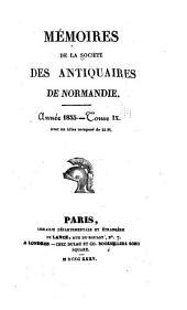 Mémoires: Volume9