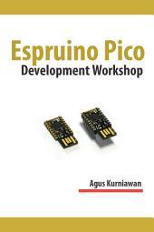 Espruino Pico Development Workshop
