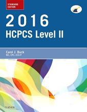 2016 HCPCS Level II Standard Edition - E-Book