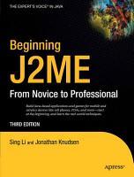 Beginning J2ME PDF