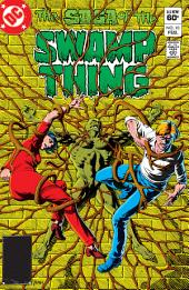 The Saga of the Swamp Thing (1982-) #10