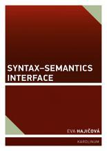 Syntax   Semantics Interface PDF