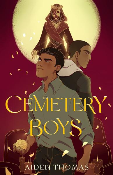 Download Cemetery Boys Book