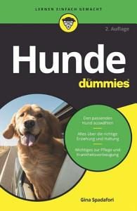 Hunde f  r Dummies PDF