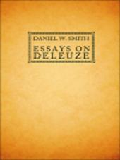 Essays on Deleuze