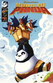 Kung Fu Panda Vol 1 Issue 2: Issue 2