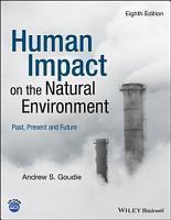 Human Impact on the Natural Environment PDF