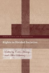 Rights In Divided Societies Book PDF