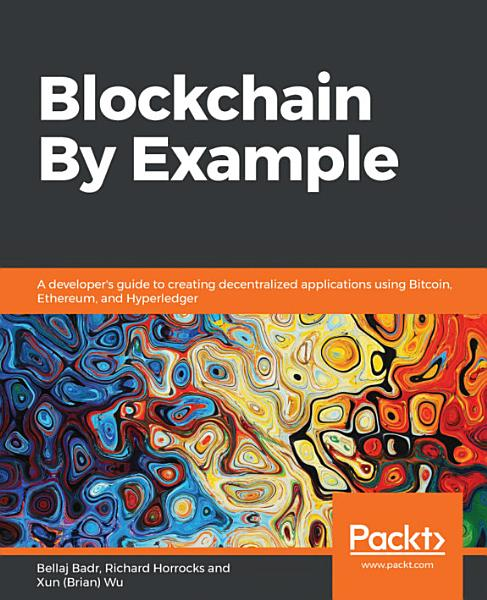 Blockchain By Example PDF