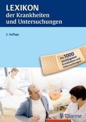 Lexikon der Krankheiten und Untersuchungen: Ausgabe 2