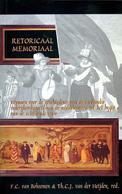 Retoricaal memoriaal PDF