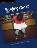Reading Power  Revised   Expanded Edition PDF