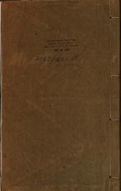 運瀆橋道小志: 1卷, Volumes 1-6