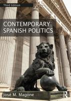 Contemporary Spanish Politics PDF