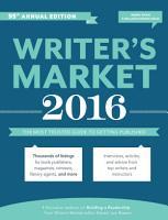 Writer s Market 2016 PDF