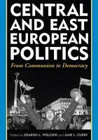 Central and East European Politics PDF