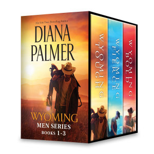 Diana Palmer Wyoming Men Series Books 1 3 Book