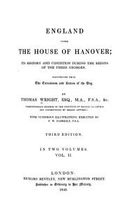 England Under the House of Hanover PDF