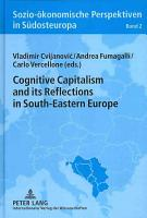 Cognitive Capitalism and Its Reflections in South Eastern Europe PDF
