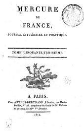 Mercure de France: Numéro215