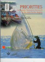 Priorities in Aquatic Resources Research in the Asia Pacific Region PDF