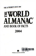 The World Almanac and Book of Facts 2004 PDF
