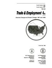 Trade and employment: Issue 1