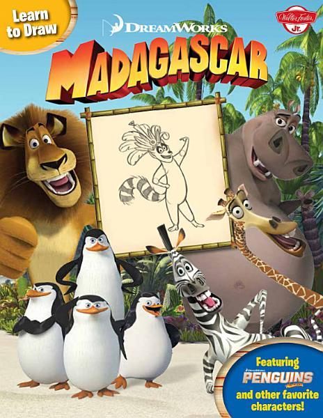 Dreamworks Animation Madagascar Characters