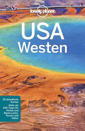 Lonely Planet Reisef  hrer USA Westen PDF