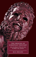 The Origins of European Thought
