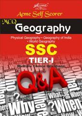 Geography SELF SCORER: SSC CDS NDA RAILWAY MCQ