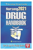 Drug Handbook 2021