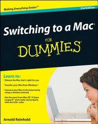 Switching To A Mac For Dummies Book PDF
