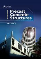 Precast Concrete Structures PDF