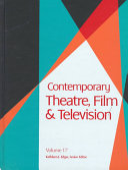 Contemporary Theatre  Film and Television PDF