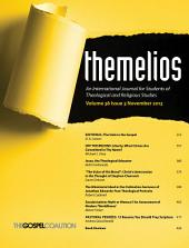 Themelios, Volume 38, Issue 3: Issue 3