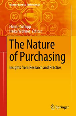 The Nature of Purchasing