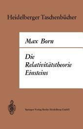 Die Relativitätstheorie Einsteins: Ausgabe 4