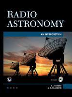 Radio Astronomy PDF