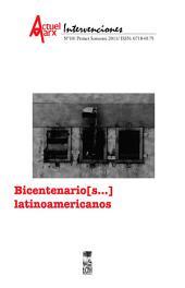 Bicentenario (s…) latinoamericanos: Actuel Marx Nº10.